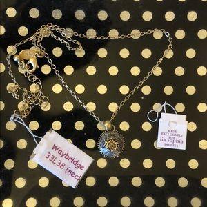 """Lia Sophia """"Waybridge"""" necklace"""